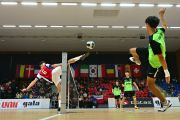 2017 Futnet Womens and U21 WC in Nymburk